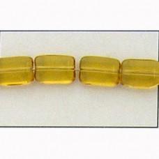 Tiffany Mini Chewy 12x8mm Amber