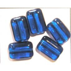 Tiffany Mini Chewy 12x8mm Capri Blue