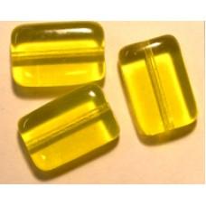 Tiffany Chewy 15x11mm Yellow