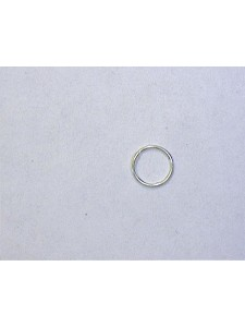 St.Silver Jump Ring 0.64x7.0mm