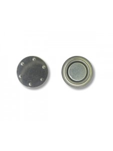 Badge Magnet 17mm round