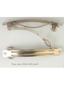 Hair Clip HC-60mm N/P