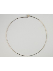 Necklace Wire Choker 140mm N/P