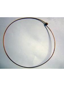 Necklace Choker 140mm Antique Copper