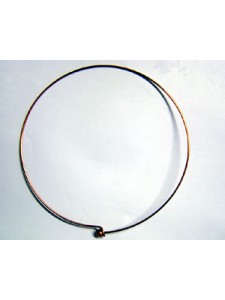 Necklace Choker 120mm Antique Copper