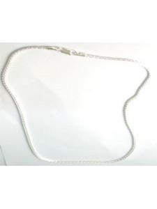 St. Silver Chain Diam.Cut Wheat 050 16in
