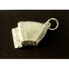 Charm St. Silver Accordion 5.16 gram
