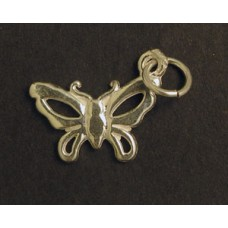 Charm St. Silver Butterfly 1.22 gram