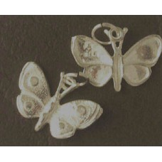 Charm St. Silver Butterfly 1.15gram