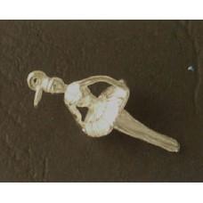 Charm St. Silver Ballerina 1.93gram