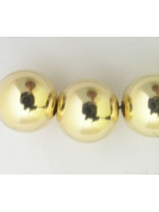 12mm Bead (2.5mm hole) 14K Gold Filled