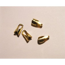 3.0mm ID Round Endcap 14K Gold Filled