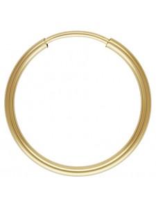 Endless Hoop 14KGF 1.25mmx16mm - EACH