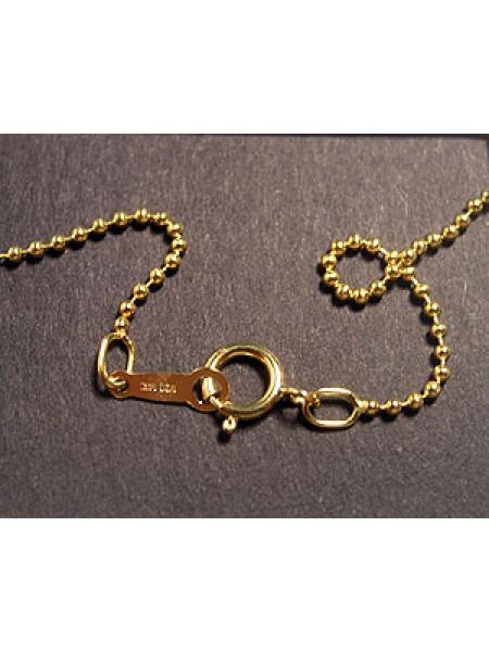1.2mm Bead Chain 20inch 14KGF