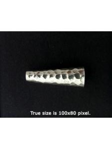 St.Silver Cone 17mm   4.5-1.5mm ID