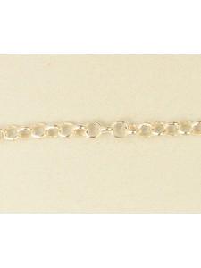 Chain Long Rollo 90 St. Silver -PER GRAM