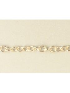 Chain Cable 080 925 -per gram (18.2gr/M)