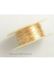 Wire Gold filled Dead Soft 20gauge 0.5oz
