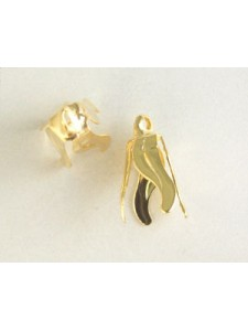 Bell Cap Large W260 Gold Plated
