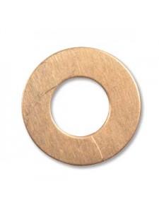 Copper Washer OD-3/4in ID-9mm 24GA