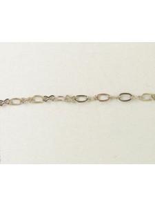 Chain 235ASF Nickel Plated - per meter