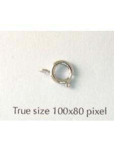 Bolt Ring 242/7 mm Nickel Plated