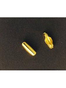 Ball Chain Connect for 2.4mm Ball Gold P