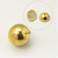 Magnetic Clasp 12mm Gold colour