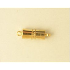 Magnetic Clasp (Wasp) Gold plated
