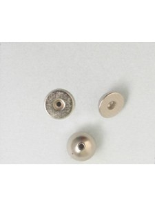 Magnetic Clasp  6.5mm half ball N/P