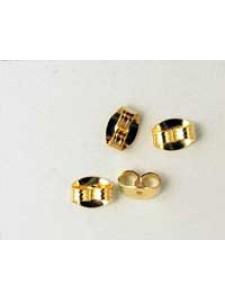 Ear Scroll KE115 Gold Plated -PAIRS