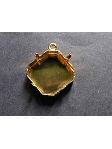 Pendant for 4675 23mm Gold plated