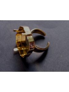 Ring for 4675 23mm Open Base Gold plat