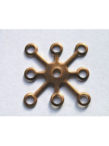 15mm Base 4x2 size prongs RAW
