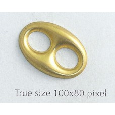 Anchor Chain link stamping 20mm RAW