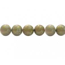 Decal bead plastic 8mm Round Colour 52