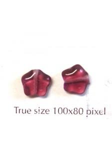 CZ Star 10mm Amethyst