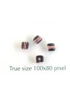 CZ Cube 4mm Amethyst