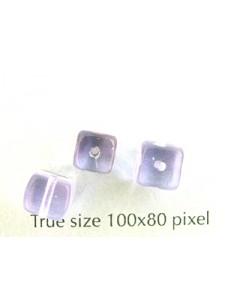 CZ Cube 5x7mm Alexandrite