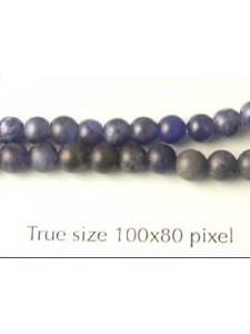 Round Beads Sodalite 4mm - 16inch strand