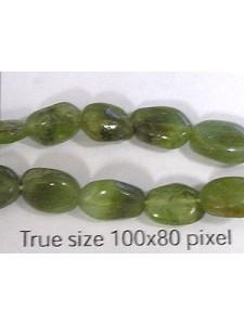 Vesuvianite med Pebble 14in strand