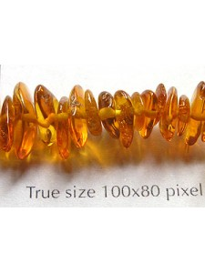 Chips Baltic Amber Light colour med 16in