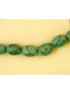 Nugget 10x15mm Imitation Turquoise S5 16