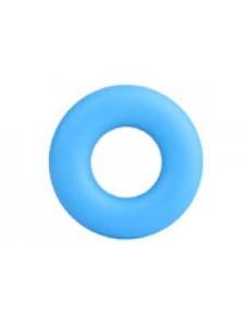 Silicone Donut 43x12x9mm 2pcs Sky Blue
