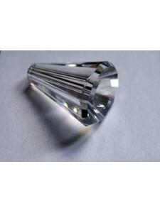 Swar Artemis Bead 17mm Silver Shade