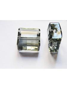 Swar Stairway Bead 10mm Black Diamond