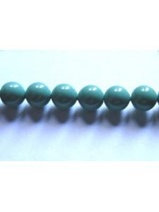 Swar Pearl  5mm Round Jade