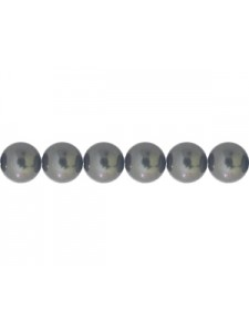 Swar Pearl 5mm Black