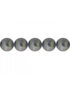 Swar Pearl 6mm Black