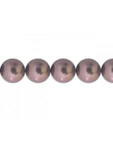 Swar Pearl 7mm Burgundy